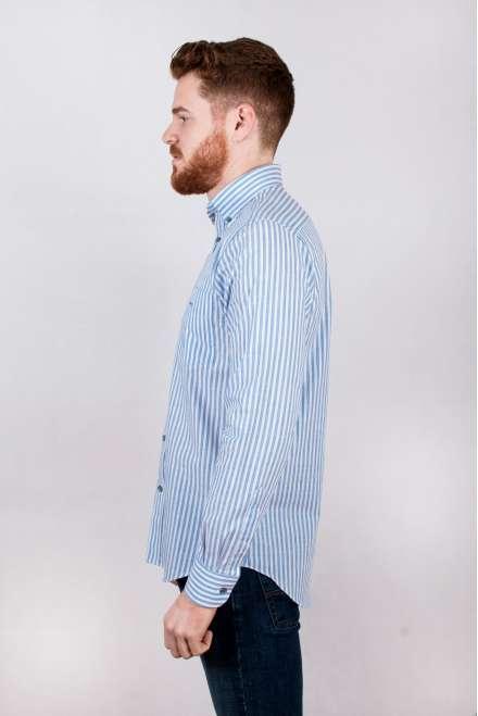 Camisa raya kodak azul